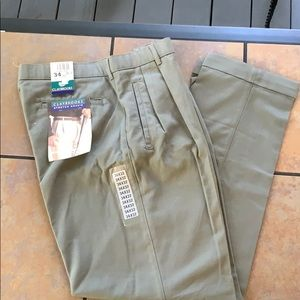 NWT Claybrooke Stretch Khakis